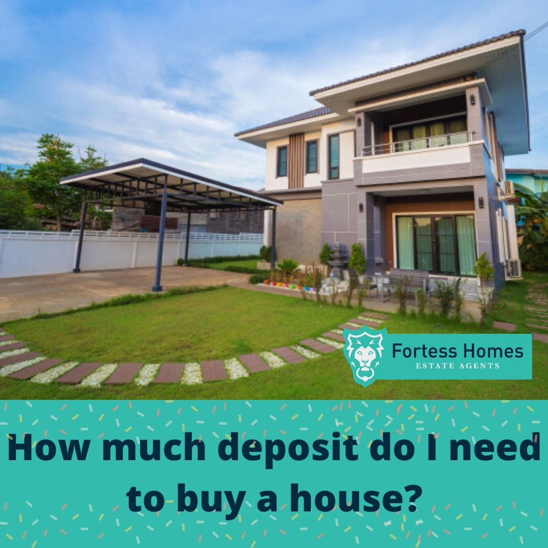 How much deposit do I need to buy a house?