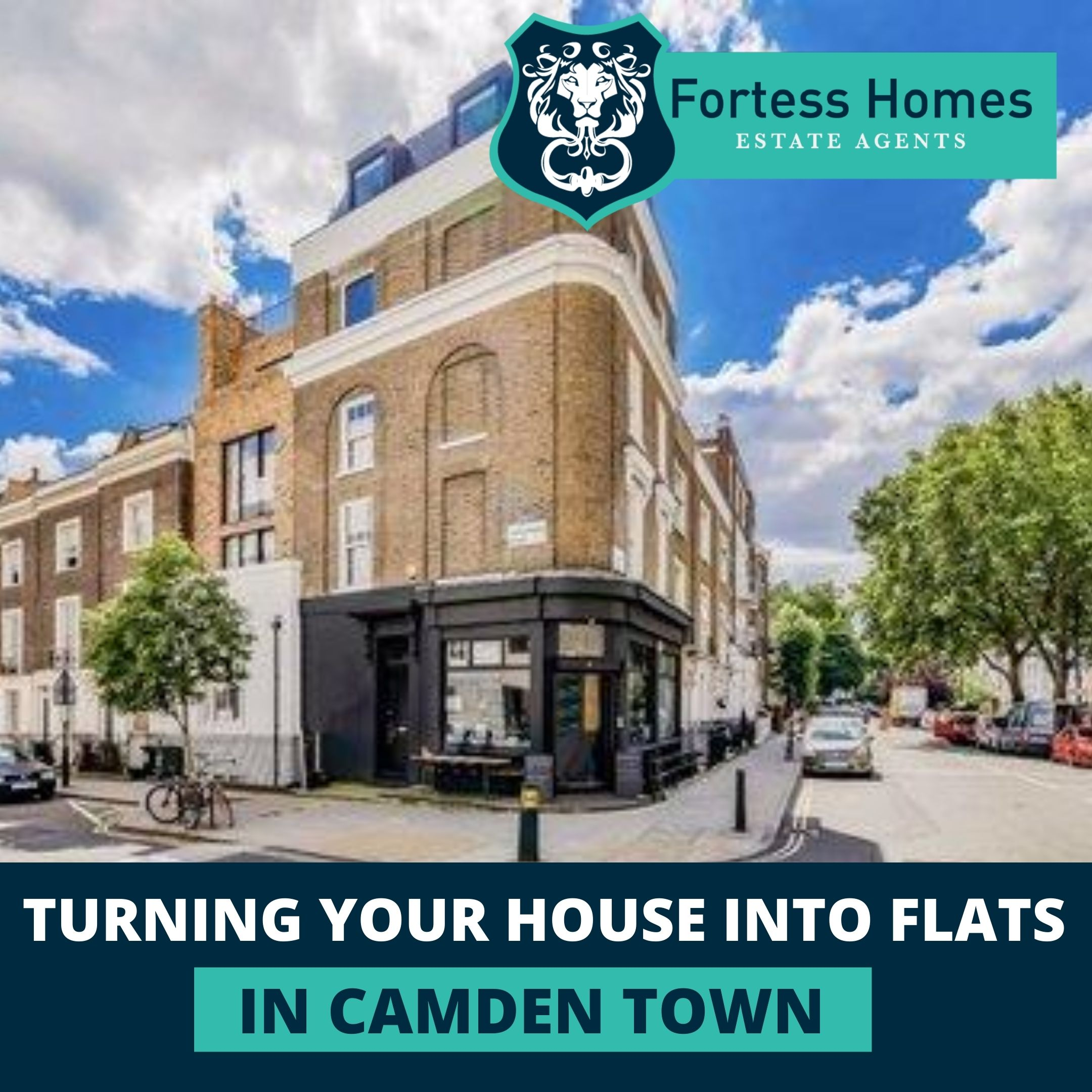 TURNING YOUR HOUSE INTO FLATS IN CAMDEN TOWN