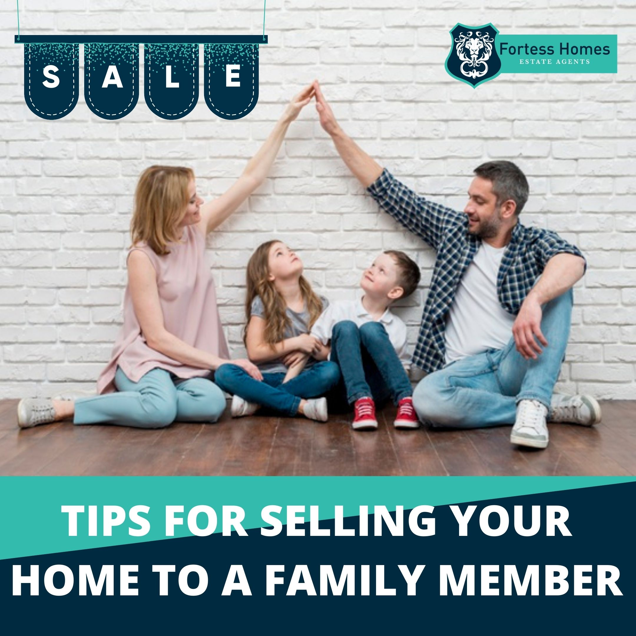 TIPS FOR SELLING YOUR HOME TO A FAMILY MEMBER
