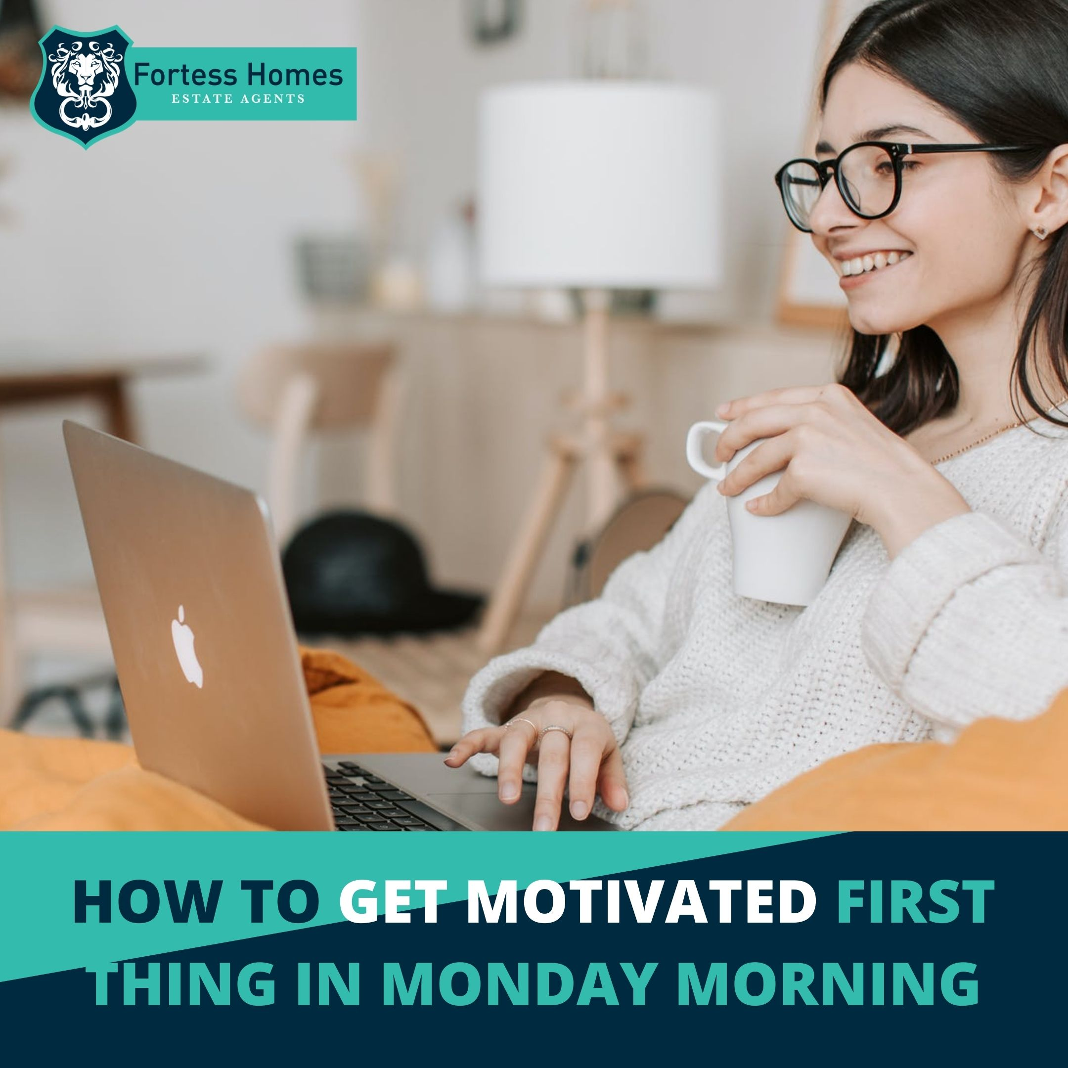 HOW TO GET MOTIVATED FIRST THING IN MONDAY MORNING