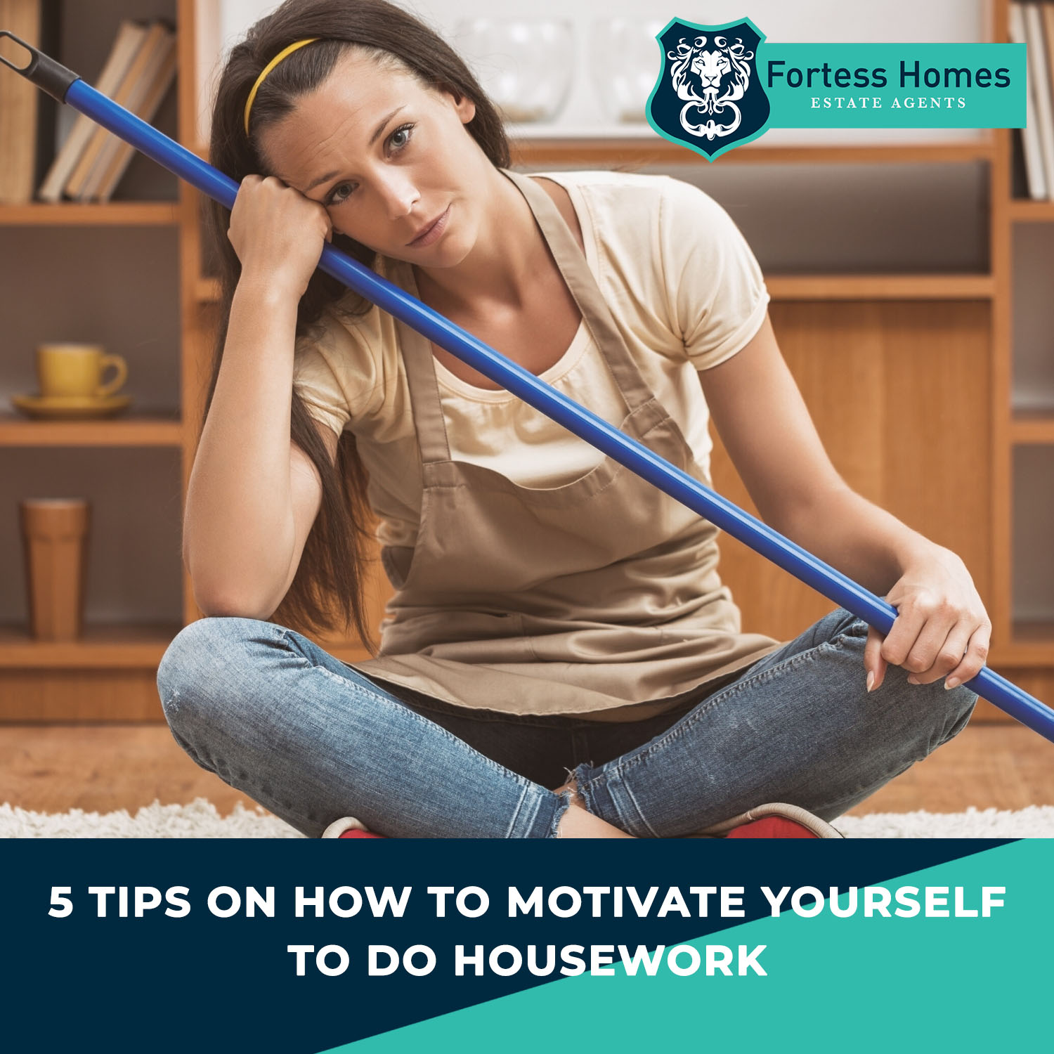 Tips on how to motivate yourself to do housework