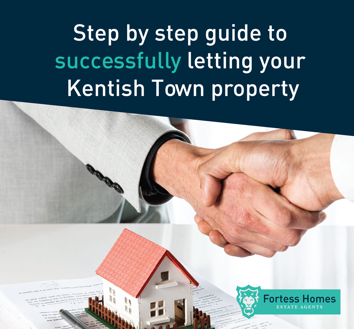 Step by step guide to successfully letting your Kentish Town property