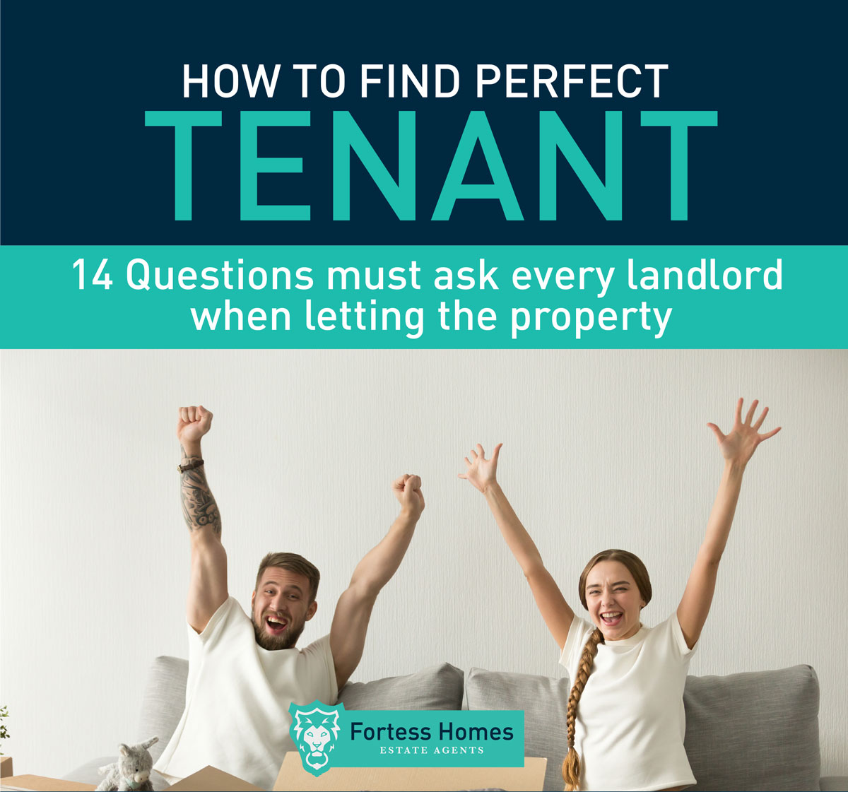 HOW TO FIND PERFECT TENANT