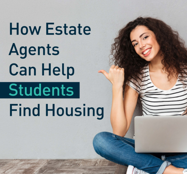 How Estate Agents Can Help Students Find Housing