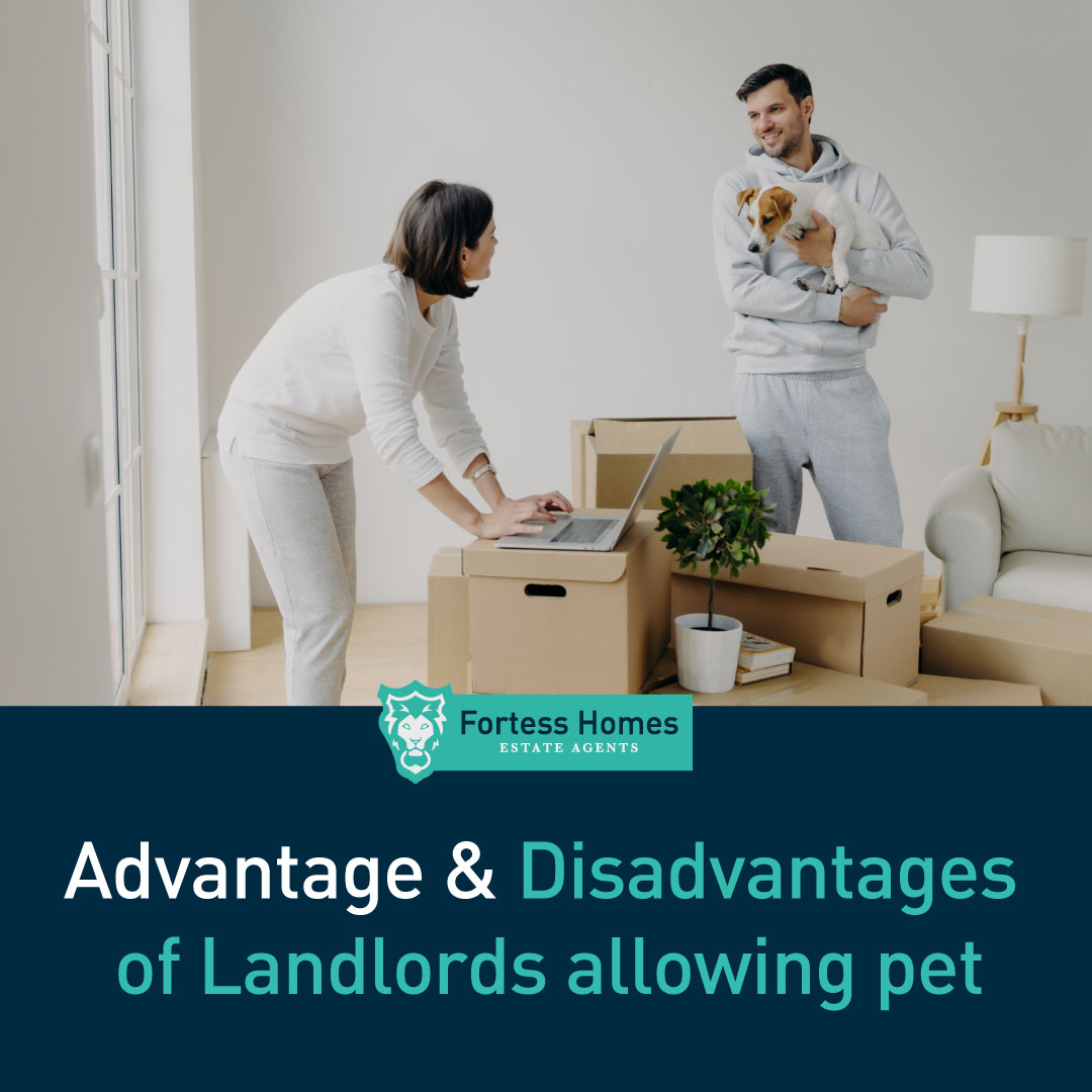 Advantage & Disadvantages of Landlords allowing pets