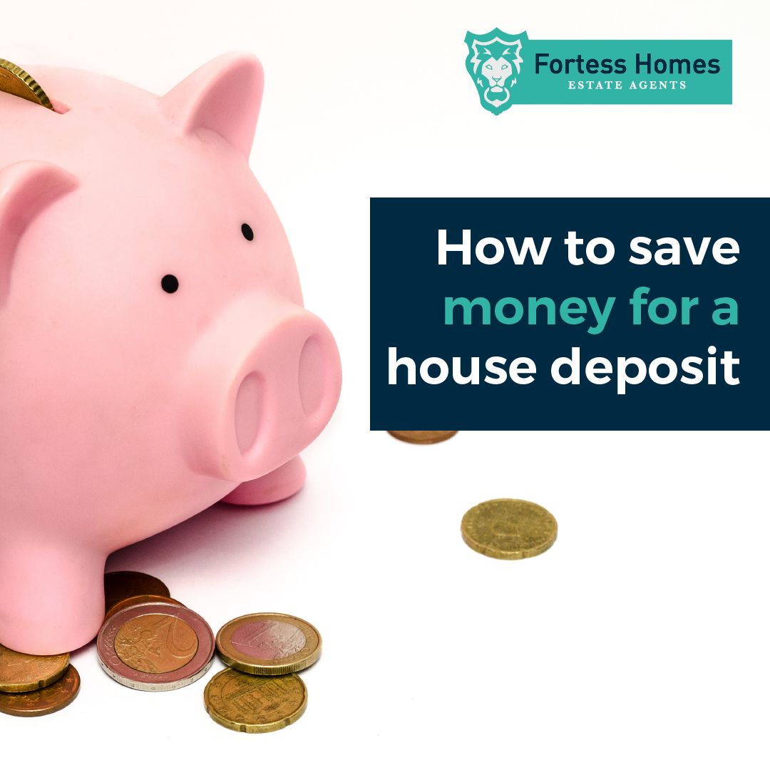How to save your money for a house deposit